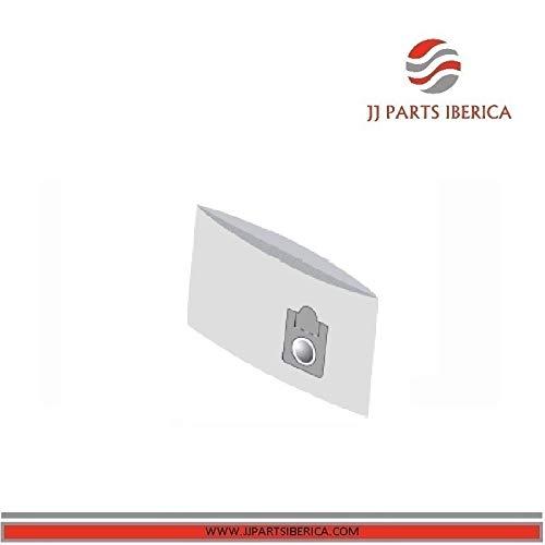 JJ PARTS IBÉRICA Pack 8UD Bolsas Aspirador NILFISK 180 - WAP ...