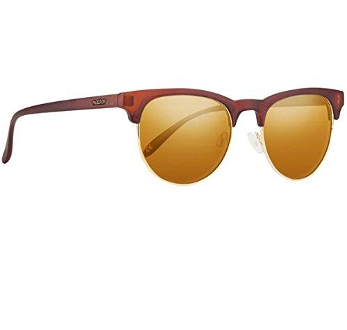 NECTAR Polarized Sunglasses for Men & Women (Brown Frames / Gold Mirror Euphoric H D Polarized - Costa Sunglasses Youth
