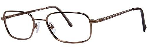 Wolverine WT11 Brown Eyeglasses Size56-18-145.00