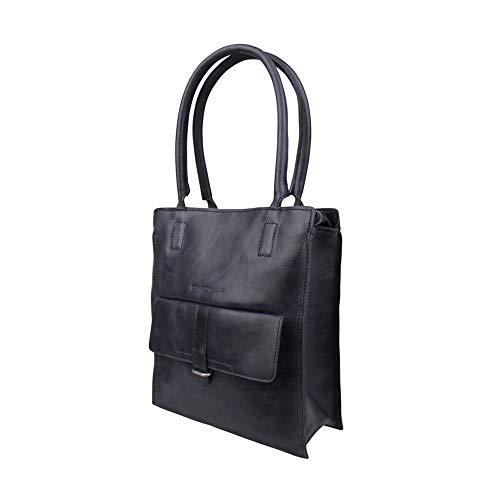 Femme Menotte H Stanton Cm Blue Bag X Sacs Cowboysbag b dark 9x9x9 Bleu T xpRIUwntSq