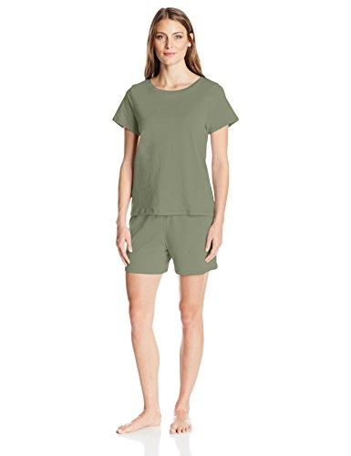 Amazon Essentials Womens Cotton Short Sleeve product image