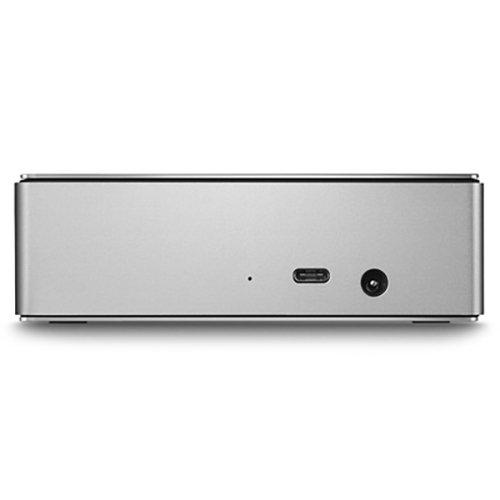 LaCie Porsche Design 8TB USB-C Desktop Hard Drive (STFE8000401) by LaCie (Image #2)
