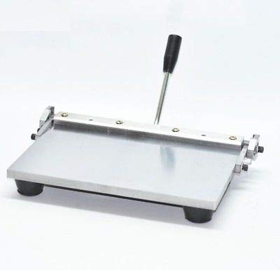 Stainless Steel Manual Leather Folding Machine for Leather Wallet Handbag 300mm by zZZ (Image #5)