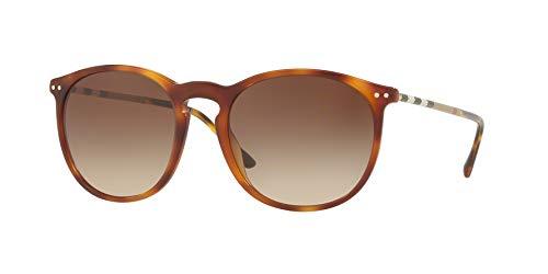 - Burberry Unisex 0BE4250Q Light Havana/Brown Gradient One Size