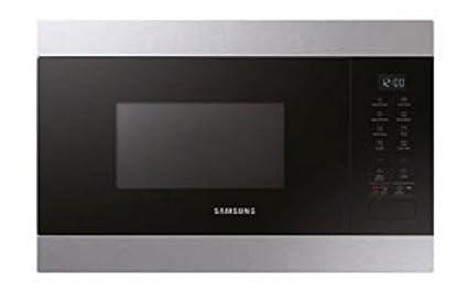 Samsung – Horno a microondas multifunción mg22 m8074ct acabado inoxidable antihuellas de 60 cm