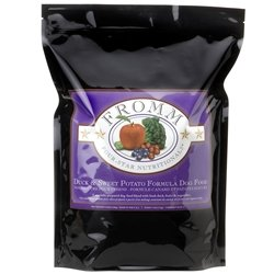 Fromm 4-Star Duck/Sweet Potato Dry Dog Food 30lb, My Pet Supplies