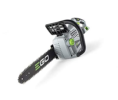 Morocca 14-Inch 56-Volt Lithium-Ion Cordless Chain Saw - Battery and Charger