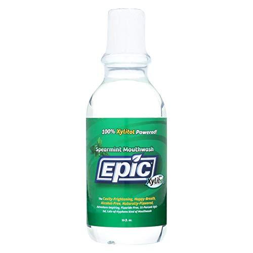 Epic Dental Mouthwash Xylitol Sprmnt 16 Fz