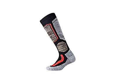Outdoor Ski Socks,Cushioned Wicking Warm Knee High Snowboard Socks