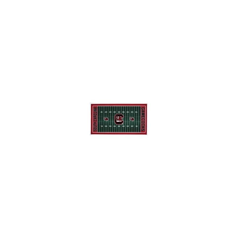 NCAA South Carolina Gamecocks XL Football Field Mat