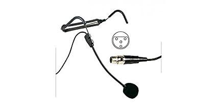 FONESTAR - Microfono Dinamico De Diadema Fdm-621Mc