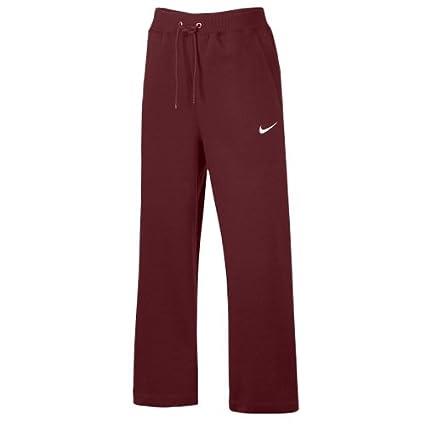 24428f0482af Nike Swoosh Club Women s Tracksuit Bottoms Open-Hem  Amazon.co.uk ...