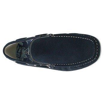 Gbx Slip-on Loafer Navy Navy Voor Heren
