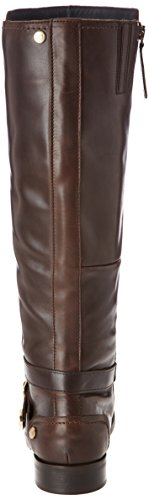 Piper Tommy Coffee Brown 6a Women's Ankle 211 Boots Hilfiger Riding 5ar1axwRq