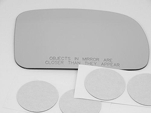 97-02 Nissan Quest 93-02 Merc Villager Right Passenger Convex Mirror Glass Lens w/Adhesive USA ()