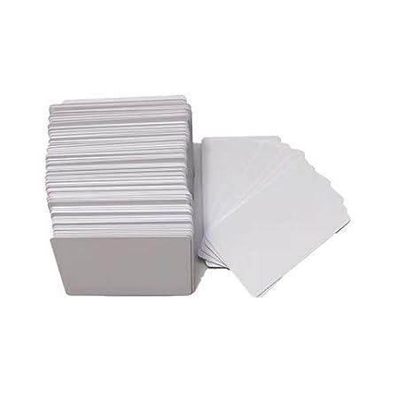 Amazon.com: En blanco Inyección de tinta PVC Photo ID ...