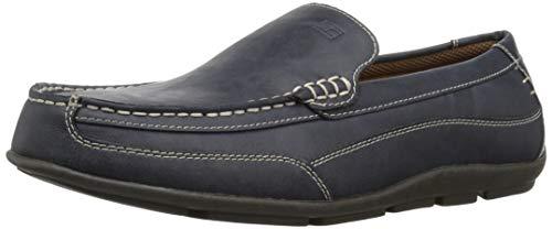 Tommy Hilfiger Men's DATHAN Shoe, navy, 10.5 Medium US