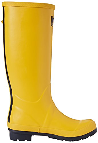 Joules Field Welly - Botas de lluvia para mujer Dorado (Antique Gold)