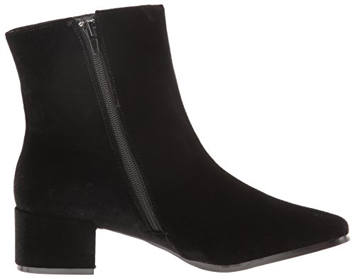 Spitzenschuhe Fashion Florentine Stiefel Black Frauen Chinese Velvet Laundry axqtzptw4