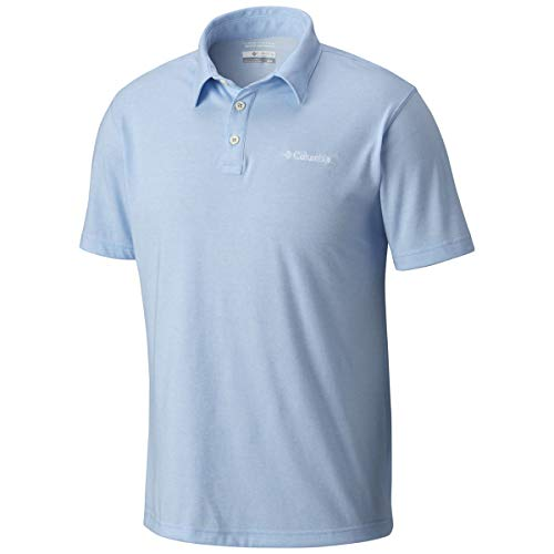 - Columbia Men's Thistletown Park Polo Ii, air Heather, X-Large
