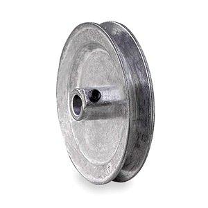 CONGRESS CA0450X087KW V-Belt Pulley,4.5 In OD,7/8 In Bore,1GRV by CONGRESS