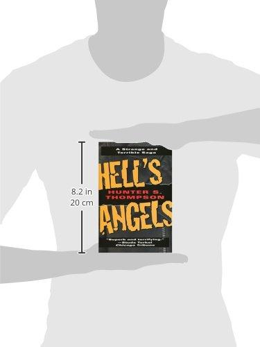 Hell's Angels: A Strange and Terrible Saga