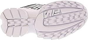 Fila Womens 356844 Disruptor Ii Premium Pink Size: 5