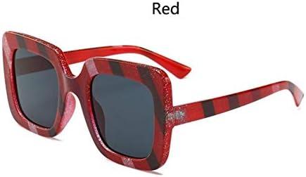LIUYAWEI Tendencias de Gafas de Sol cuadradas para Mujer de ...
