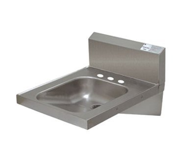 Physically Challenged Hand Sink - 6
