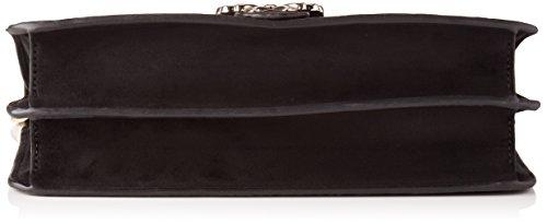 Morgan - 172-2bigpo.a, Bolsos bandolera Mujer, Noir, 10x27x37 cm (W x H L)