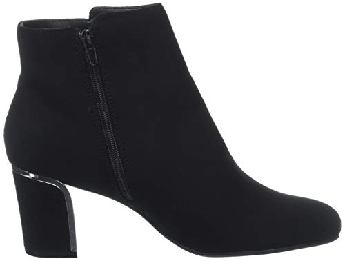 Botines 001 Factory Black nero Divine Elisa Woman The A187xtqw1