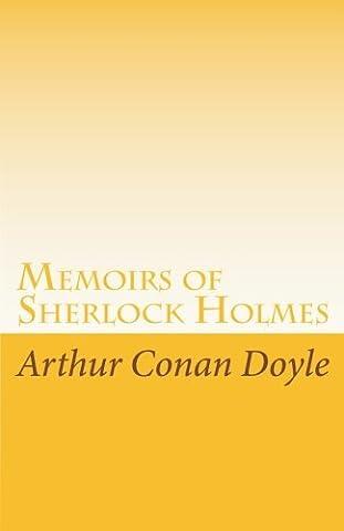 Memoirs of Sherlock Holmes (Conan 0)