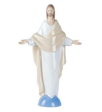 Nao Jesus Christ Porcelain Figurine by NAO