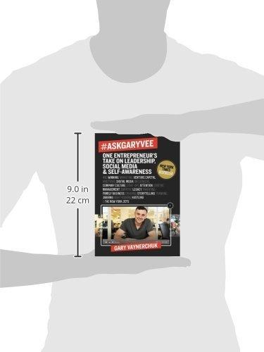 Large Product Image of #AskGaryVee: One Entrepreneur's Take on Leadership, Social Media, and Self-Awareness