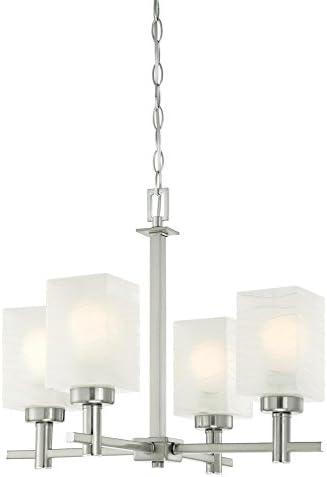 Westinghouse Lighting 6302400 Ingram Four-Light Indoor Chandelier