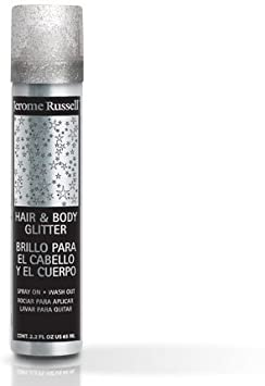 Amazon.com : Jerome Russell Temporary Spray, Dark Blonde : Body Glitters : Beauty
