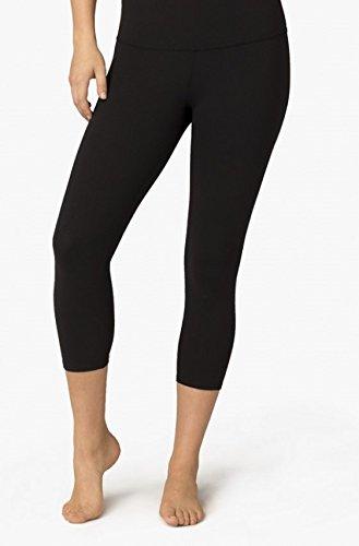 vera-wang-black-capri-low-rise-ex-large-exercise-jogging-yoga-leggings