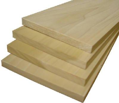 ALEXANDRIA MOULDING 12H41-27036C Poplar Board