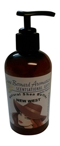 Scented Alien Perfume (Jane Bernard Scented Rich Moisturizing Shea Butter Hand and Body Lotion Similar to NEW WEST_Type Women Fragrance)