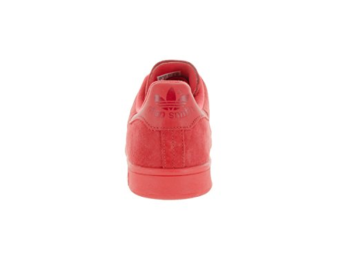 Adidas Mannen Stan Smith Originals Toevallige Schoen Rood