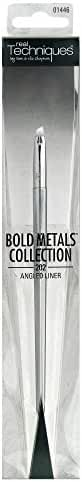Real Techniques Bold Metal Collection 202 Angled Liner Brush