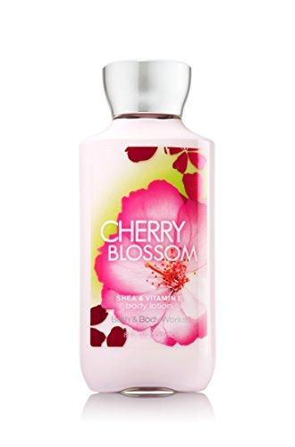 Price comparison product image Bath & Body Works Shea & Vitamin E Lotion Cherry Blossom