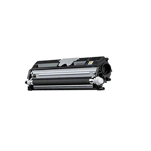 Compatible Toner Cartridges 1 Pack Replacement For Konica Minolta Magicolor 1600W 1650EN 1680MF 1690MF Black - A0V301F - 2,500 Pages