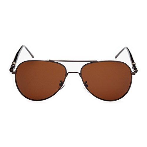 Tansle Beckham Same Item Sunglasses Hoolywood Star Best Love Cylinder Bridge Aviator Lens - Glasses Bvulgari