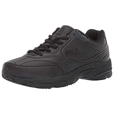 Fila Men's On The Job Slip Resistant Work Shoe Hiking: Shoes