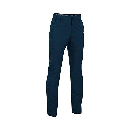 - Under Armour Boys' Match Play Pants, Academy (408)/Academy, 14