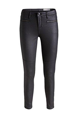 Wash 096ee1b005 Esprit Mujer Dark black Negro Jeans w6xAfnAqY