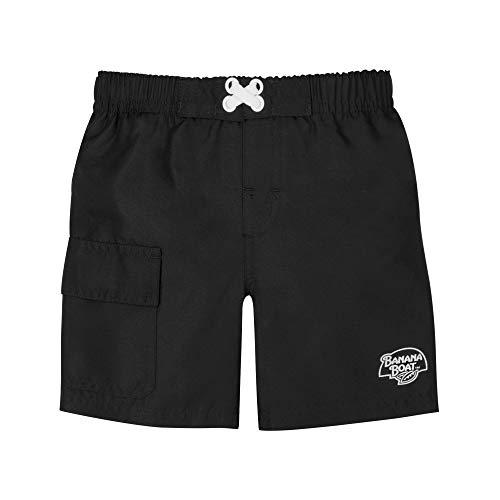 - Banana Boat Boys Swim Trunks: Quick Dry Swimsuit for The Beach Black