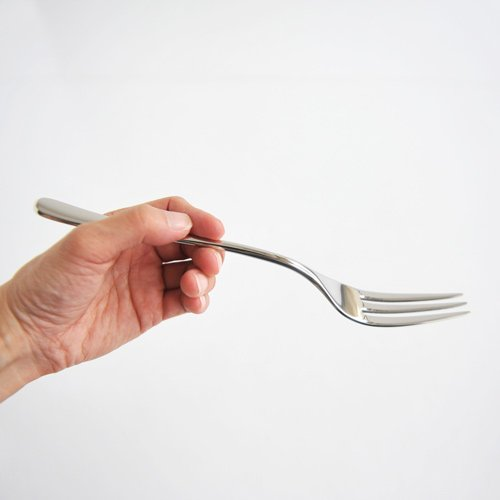 Alessi LCD01/12''Caccia'' Serving Fork Silver by Alessi (Image #6)