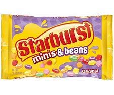 Mini Jelly Bean - STARBURST MINIS & BEANS JELLY BEANS (2 PACK) (LIMITED EDITION)